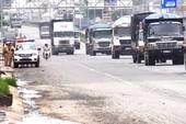 Bà Rịa-Vũng Tàu: Tước giấy phép lái xe 131 tài xế