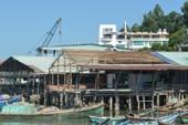 Vũng Tàu: Bốn nhà hàng lấn biển tự nguyện tháo dỡ