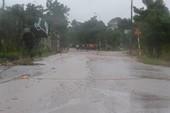 Bà Rịa-Vũng Tàu: Di dời dân vì nguy cơ vỡ hồ nước