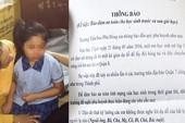 Audio: Một học sinh tiểu học bị kẻ lạ chở đi