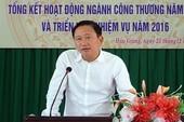 Chưa xem xét tư cách ĐBQH đối với ông Trịnh Xuân Thanh