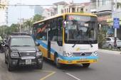 Điều chỉnh 5 lộ trình xe buýt để né hai hầm chui