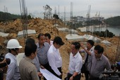 Yêu cầu đập bỏ 40 móng biệt thự tại Sơn Trà