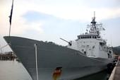 Tàu hộ vệ tên lửa Hoàng gia New Zealand tới Đà Nẵng