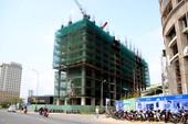Phạt 1 tỉ đồng công ty xây 'lụi' khách sạn 10 tầng