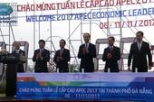 Chủ tịch nước khởi động đồng hồ đếm ngược ở Đà Nẵng