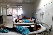 Cán bộ Vũng Tàu nhập viện vì ngộ độc tại Đà Nẵng