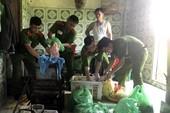 Phát hiện lò mỡ heo không rõ nguồn gốc ở Đà Nẵng