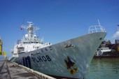 Hải quân Việt Nam - Nhật Bản diễn tập chung