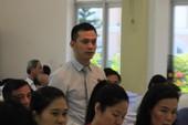 Con trai ông Nguyễn Bá Thanh nói về miễn phí giữ xe BV