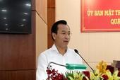 Bí thư Nguyễn Xuân Anh nói về nội bộ Đà Nẵng