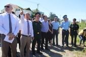 Bàn giao 12,7ha đất đã xử lý dioxin tại sân bay Đà Nẵng