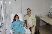 Du khách Anh bị vỡ tim do tai nạn giao thông