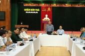 Bí thư, Chủ tịch Đà Nẵng họp khẩn về khắc phục bão số 12