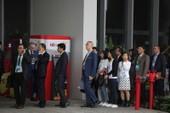 Khai mạc hội nghị thượng đỉnh kinh doanh Việt Nam 2017