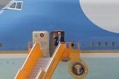 Ngắm chuyên cơ của Tổng thống Donald Trump ở Đà Nẵng