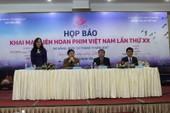 Tối nay khai mạc Liên hoan phim Việt Nam lần thứ 20