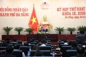 Đà Nẵng: HĐND đang họp bãi nhiệm ông Nguyễn Xuân Anh