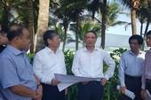 Bí thư Đà Nẵng chỉ đạo 'nóng' khi thị sát bãi biển