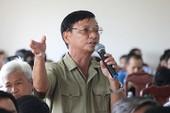 Gặp Bí thư Thăng, dân Hóc Môn lại kêu về ô nhiễm, tệ nạn