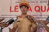 Trưởng phòng Huỳnh Trung Phong nói gì về tiêu cực CSGT?