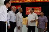 Cử tri TP.HCM nêu ý kiến về vụ việc ở Đồng Tâm