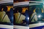 'Không có chuyện CSGT đánh người rồi 'trốn' vào ô tô'