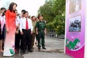 Triển lãm ảnh nhân kỷ niệm 127 năm ngày sinh Bác Hồ