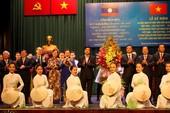 Phát huy quan hệ Việt - Lào trước biến động thế giới