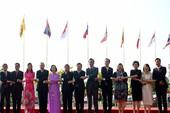 TP.HCM tổ chức Lễ thượng cờ ASEAN nhân 50 năm thành lập