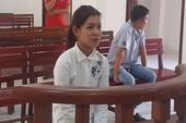 'Cô gái bị bắt vì đụng ô tô' sức khỏe yếu