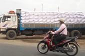 Tăng mức xử phạt xe chở quá tải