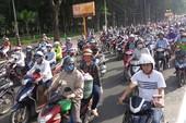 TP. HCM cấm xe máy từ năm 2030?
