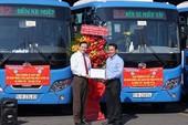 Gỡ vướng cho đầu tư xe buýt CNG