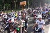 Bắt đầu mở rộng đường Hoàng Minh Giám lên 30 mét