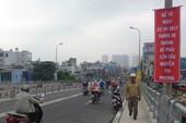 Thông xe nhánh mở rộng cầu Nguyễn Tri Phương