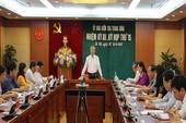 Xem xét thi hành kỷ luật Thứ trưởng Hồ Thị Kim Thoa