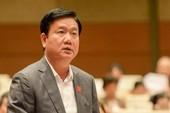 Bộ chính trị đình chỉ sinh hoạt Đảng ông Đinh La Thăng