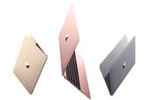 Apple ra mắt dòng Macbook Retina 12 inch màu vàng hồng