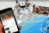 YouTube cho phép phát video trực tiếp từ smartphone