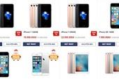 iPhone 7 giảm giá 1,7 triệu đồng