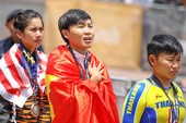 HCV Nguyễn Thị Thật nhận hơn 110 triệu tiền thưởng