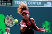Naomi Osaka đánh bay cựu số 1 thế giới khỏi Miami Open
