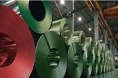 Áp thuế chống bán phá giá thép mạ nhập từ Trung Quốc