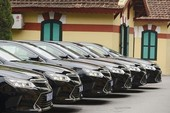 Bộ Tài chính báo cáo Chính phủ về xử lý xe công dôi dư
