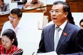 Bộ trưởng Đinh Tiến Dũng:Nợ công tăng,áp lực trả nợ lớn
