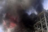 Nhà thầu lãnh trách nhiệm vụ cháy nhiệt điện Vĩnh Tân 4