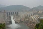 Phát điện tổ máy 2 thủy điện Trung Sơn