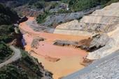 Sắp báo cáo Thủ tướng về sự cố thủy điện Sông Bung 2