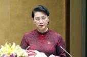 Chủ tịch Quốc hội:Cải thiện ô nhiễm môi trường còn chậm